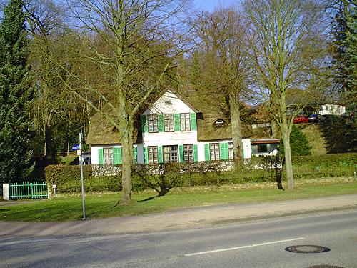 Das älteste Haus in Reinbek von 1748