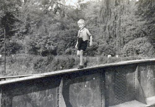 Reinbek alte Eisenbahnbruecke