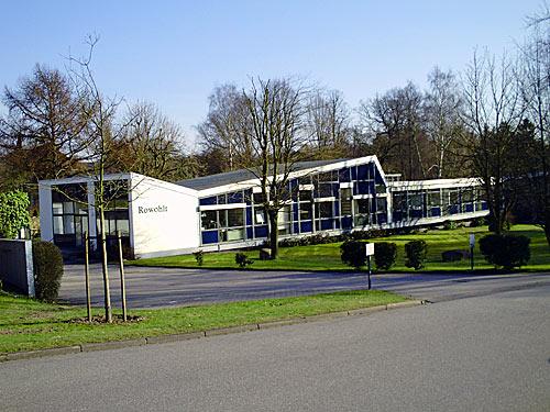 Rowohlt Verlag in Reinbek