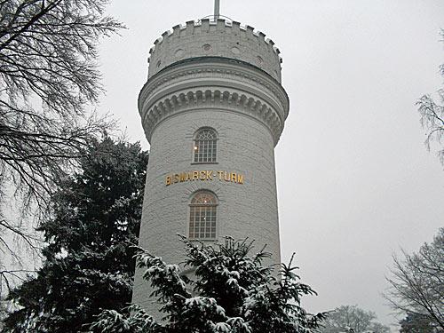 Bismarckturm Aumuehle