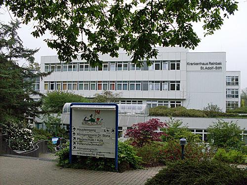 Krankenhaus St. Adolf-Stift in Reinbek