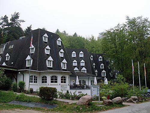 Waldhaus Reinbek - Hotel Restaurant