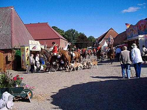 Herbstmarkt auf Gut Basthorst