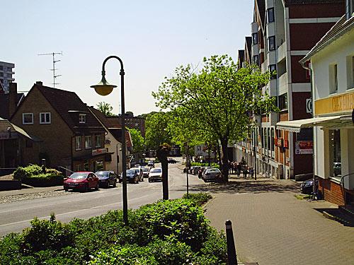 Kloster-Markt in Reinbek