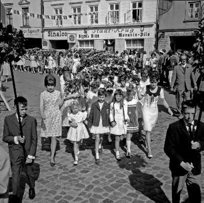 Vogelschiessen 1965