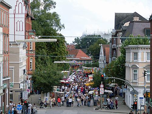 Bergedorfer Stadtfest 2009