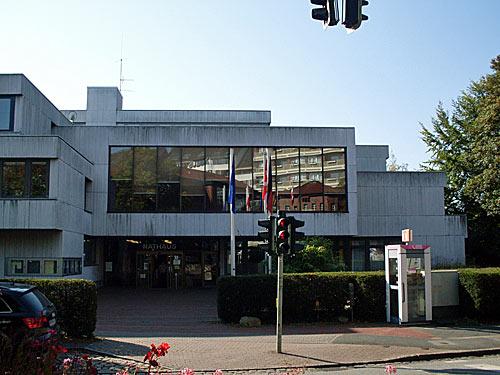 Reinbeker Rathaus