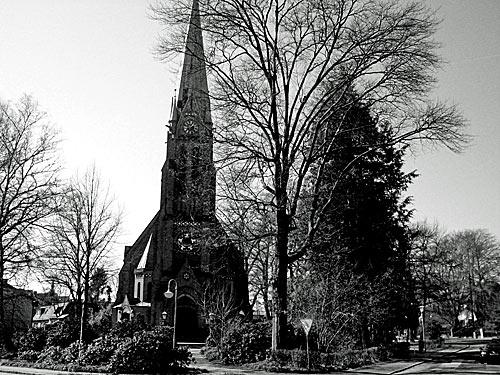 Kirche Reinbek Mitte