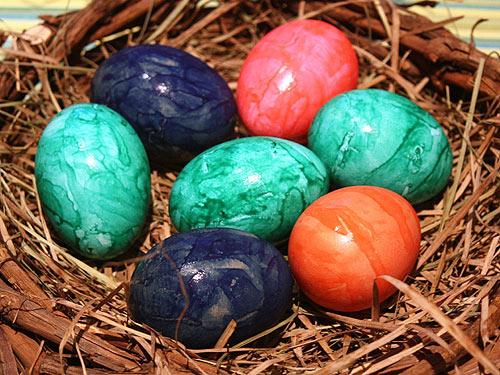 Ostereier-Ostern