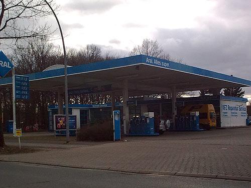 Tankstelle Reinbek