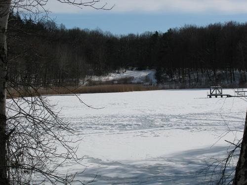 Tonteich-Winter