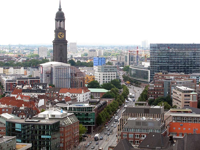 Ost West Strasse Hamburg