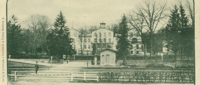 Reinbek Sophienbad um 1900
