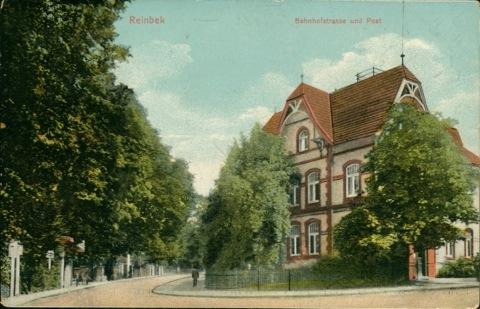 Reinbek Postamt