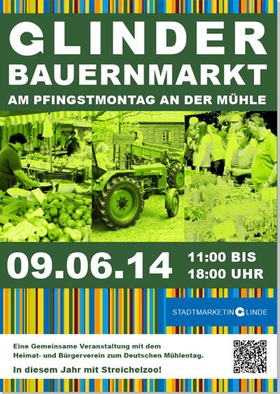 Glinder Bauernmarkt 2014