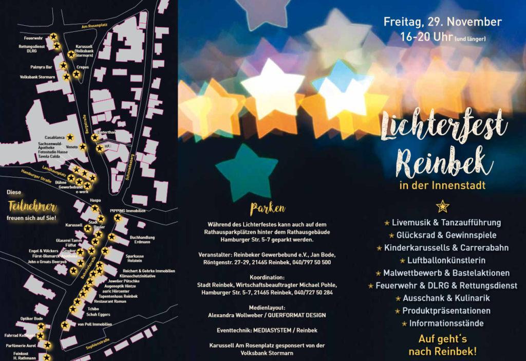 Lichterfest Reinbek 2019