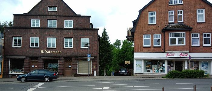 Feinkost Rathmann und Parfümerie Aurel in Reinbek