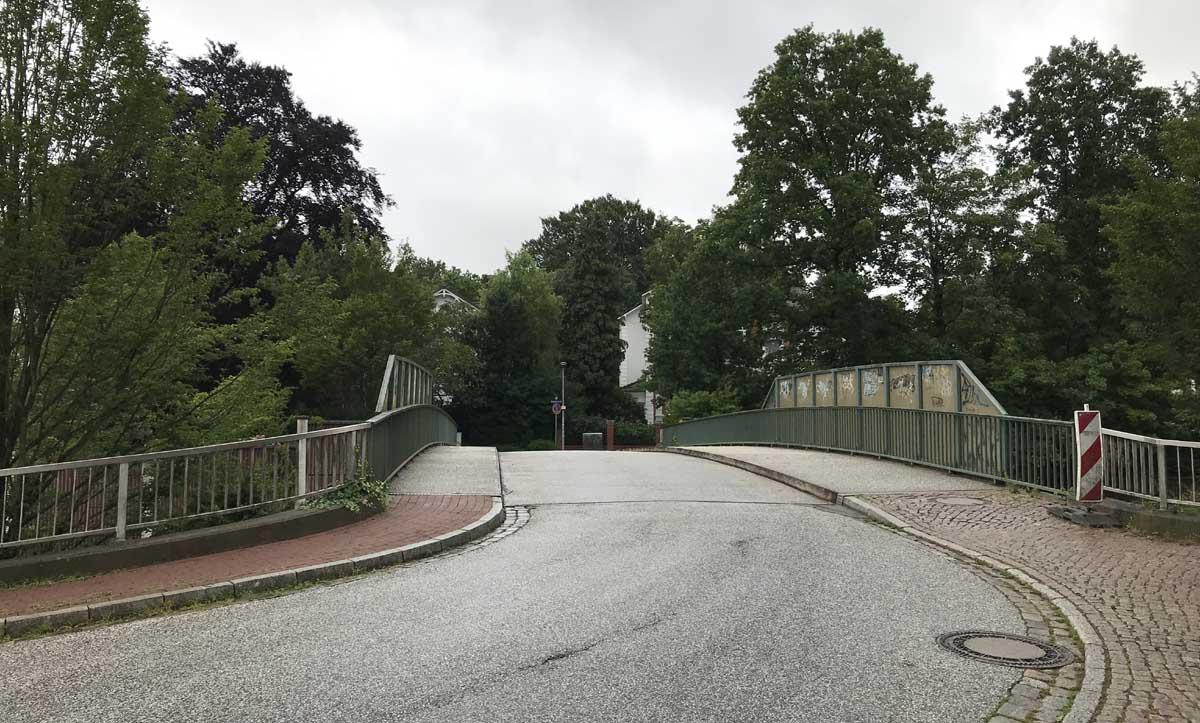 Herzog-Adolf-Brücke in Reinbek