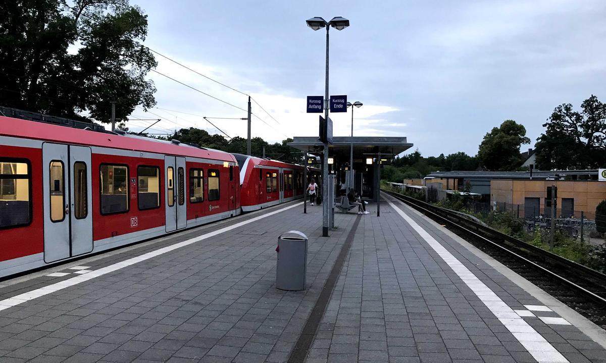 Reinbek Bahnhof S21