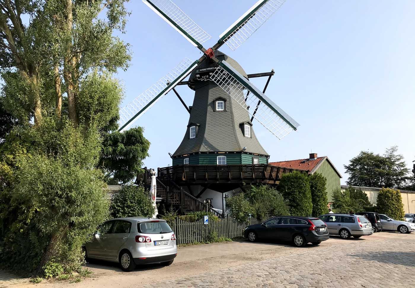 Mühle Reinbek