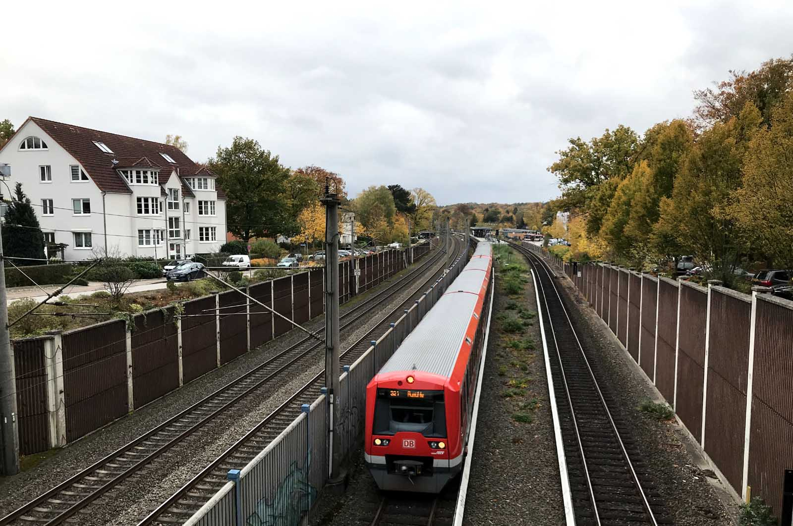 S21 Bahnhof Reinbek